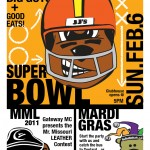 JJ's Super Bowl Poster