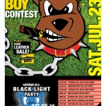 JJ's Daddy / Daddy's Boy Contest Poster