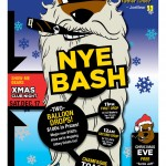 JJ's New Years Eve Bash Poster